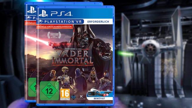 Star Wars - Vader Immortal PS4