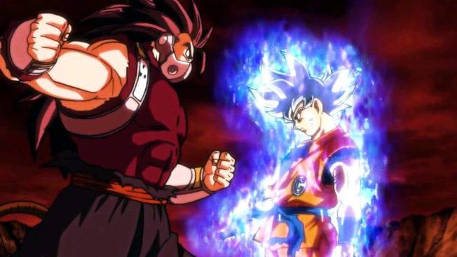 Super Dragon Ball Heroes Böser Super-Saiyajin