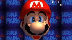 Super Mario 64 - Raytracing
