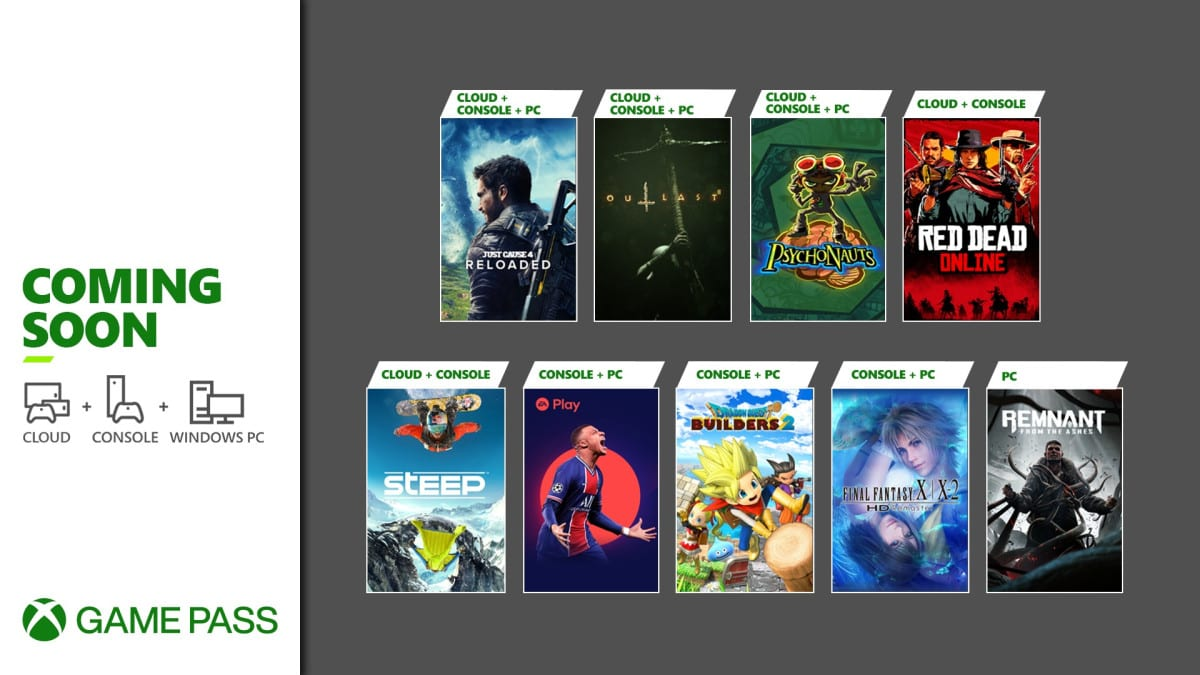 Xbox Games Pass Spiele Mai 2021