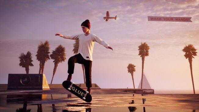 Tony Hawks Pro Skater 1 und 2 Screenshot