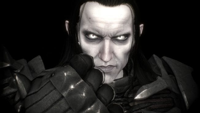 The Witcher Blood Origin Eredin Darsteller