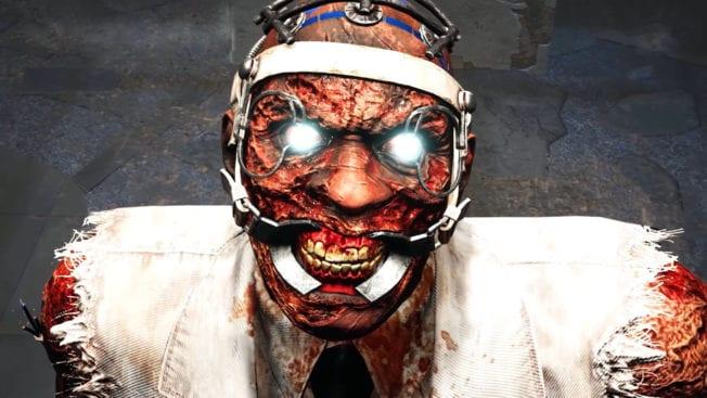 Doktor Rework Dead by Daylight