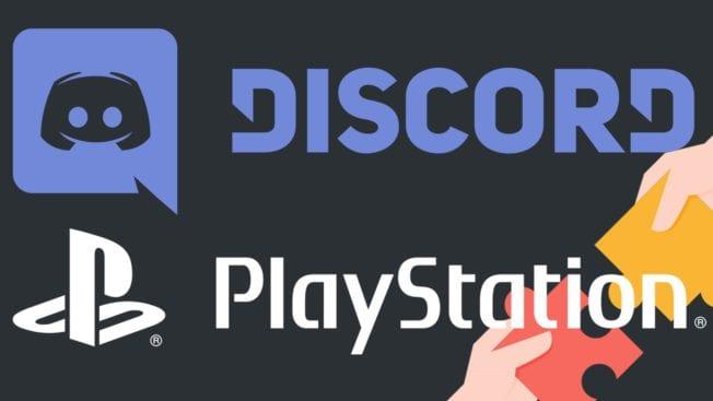 Discord PlayStation Sony Partnerschaft