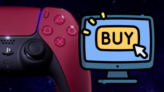 PS5 DualSense Controller PlayStation 5 Farben Midnight Black Cosmic Red kaufen