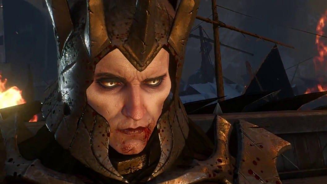 The Witcher Blood Origin Eredin Schauspieler