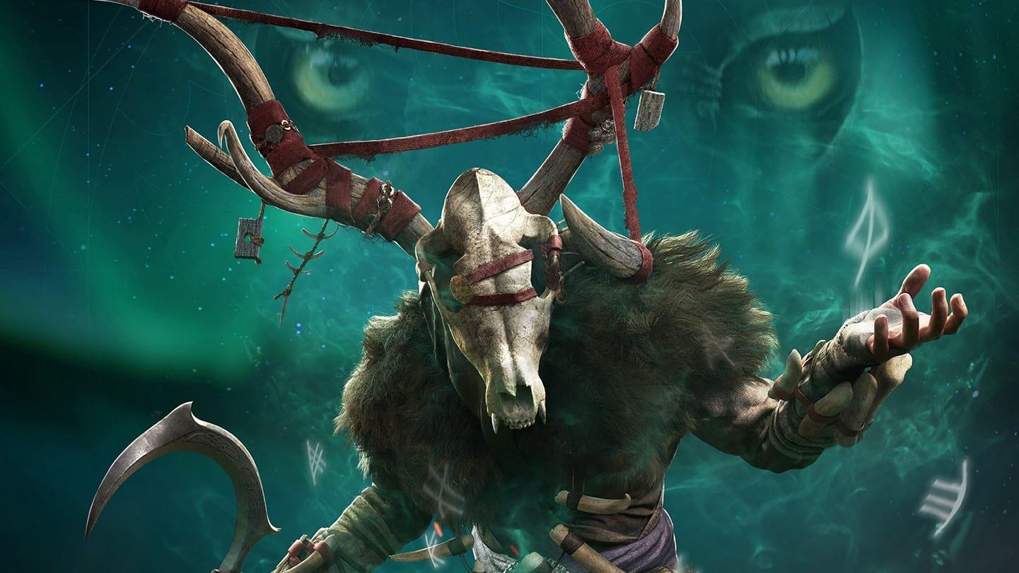 AC Valhalla Wraith of the Druids Kinder der Danu