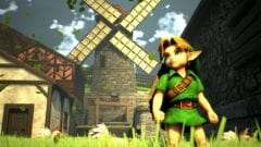 The Legend of Zelda: Ocarina of Time - Unreal Engine 4