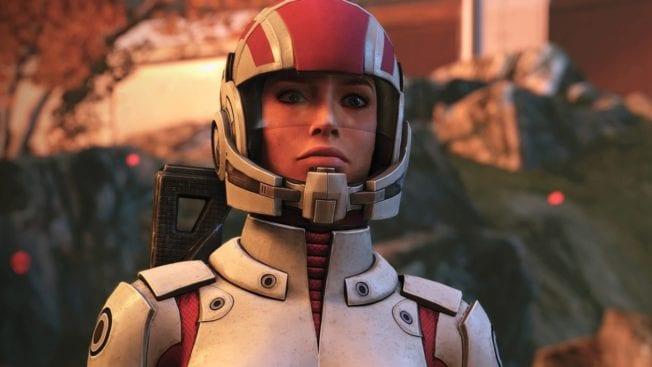 Mass Effect Legendary Edition Leistung PS5 Xbox Series x