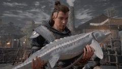 Assassin's Creed Valhalla Stör Fundort Fischen