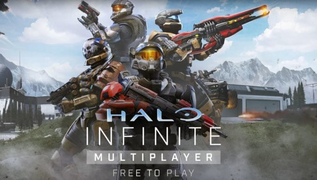 Halo Infinite, E3 Ankündigung, Multiplayermodus