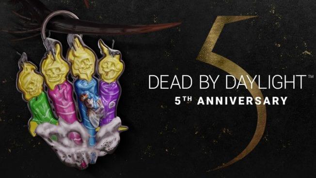 Dead by Daylight 5. Geburtstag Event