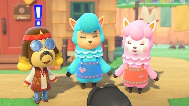 Animal Crossing Hochzeitssaison