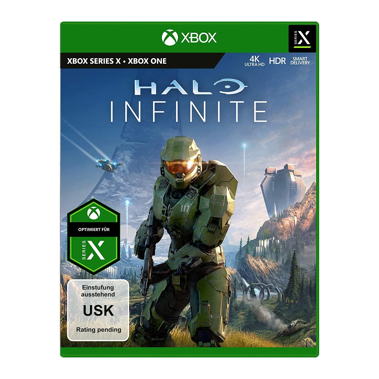 Halo Infinite Boxart alt