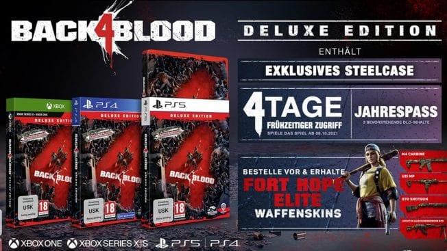 Back 4 Blood kaufen Deluxe