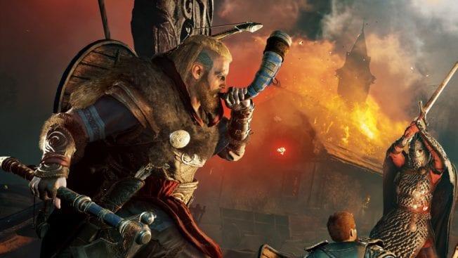 Assassins Creed Valhalla Belagerung von Paris