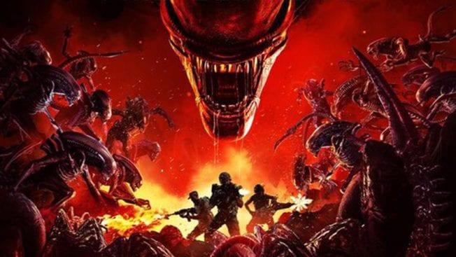 Alien Fireteam Elite - Crossplay