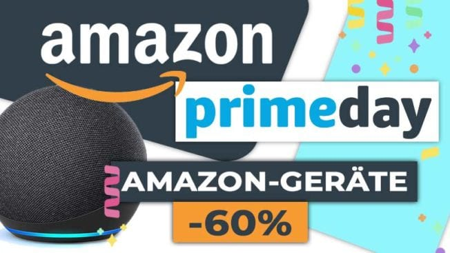 Amazon-Geräte reduziert