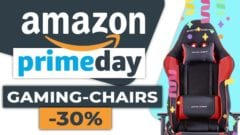 Amazon_Prime_Day2021 - Gaming-Chairs - Gaming-Tisch