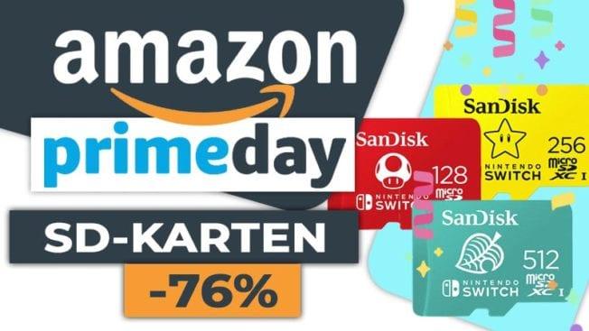 Amazon_Prime_Day2021 - SD-Spiele