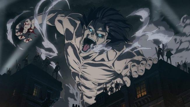 Attack on Titan Staffel 4.2 Visual Anime