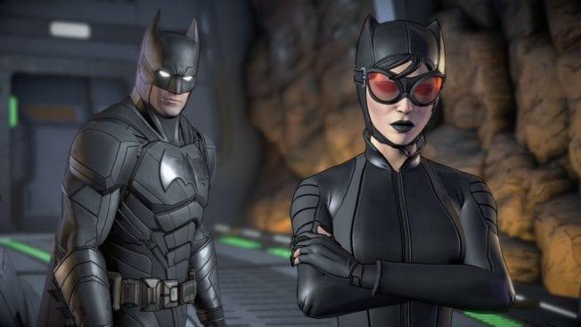 Batman Enemy Within