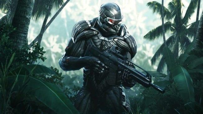 Crysis Remastered Trilogy Crytek