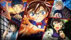 Detektiv Conan: Die scharlachrote Kugel Anime Kinofilm