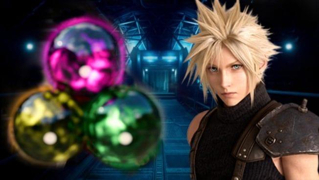 Final Fantasy 7 Remake Intergrade - Materia FP Boost