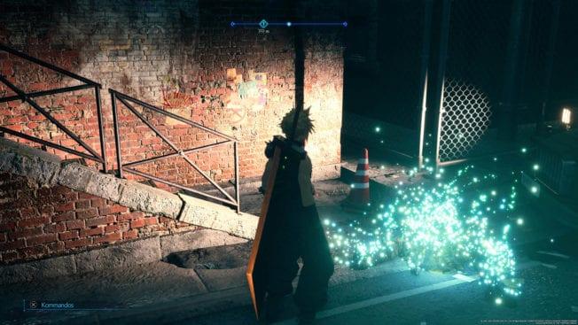 Final Fantasy 7 Remake Intergrade - Umgebung