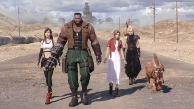 Final Fantasy 7 Remake - Yuffie Ende 1