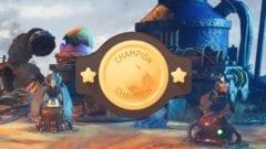 Fort Condor - Champion Aufmacher