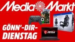MediaMarkt - Gönn-dir-Dienstag