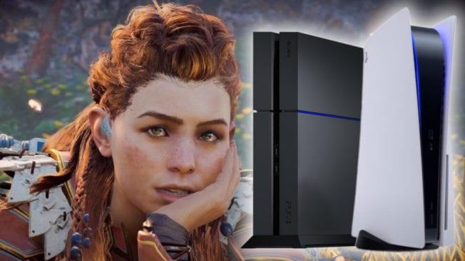 Horizon Forbidden West PS4 & PS5