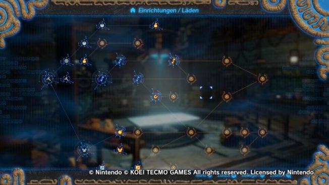 Hyrule Warriors - Zeit der Verheerung - DLC 1 - Königliches Institut