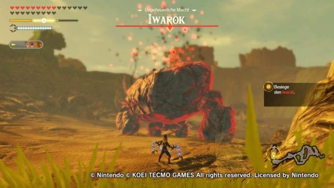 Hyrule Warriors - Zeit der Verheerung - DLC 1 - Starke Feinde