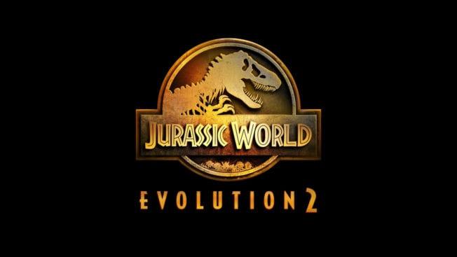 Jurassic World Evolution 2 - Bilder zum Spiel - Logo