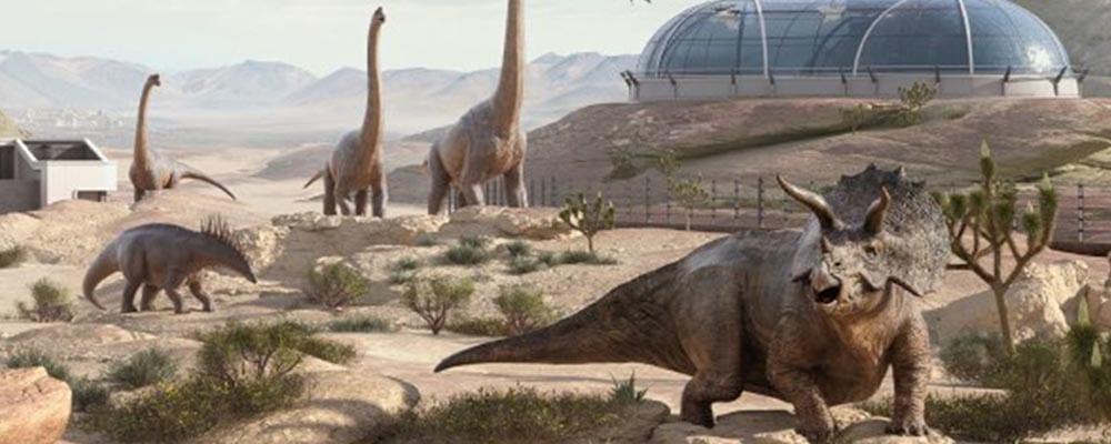 Jurassic World Evolution 2 - Teaser