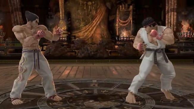 Super Smash Bros. Ultimate Kazuya Mishima