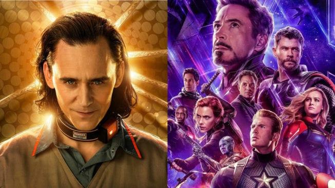 Loki Time Variance Authority Avengers Endgame Zeitreise