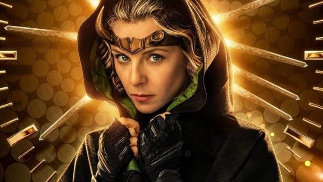 Loki Lady Loki Sylvie MCU