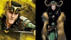 Loki Lady Loki MCU genderfluid