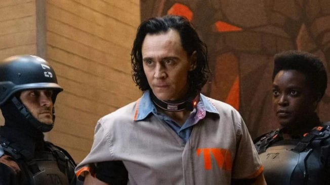 Loki Time Variance Authority MCU