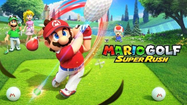 Mario Golf: Super Rush - Test