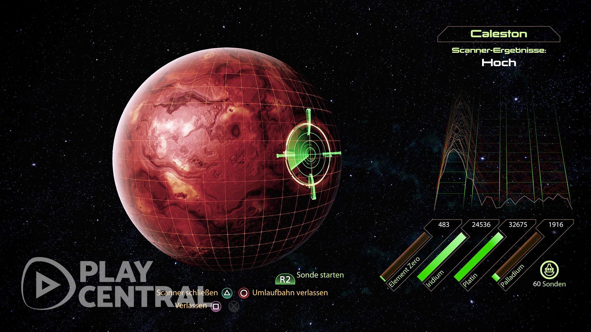 Mass Effect 2 - Element Zero finden - Caleston-Rift 3