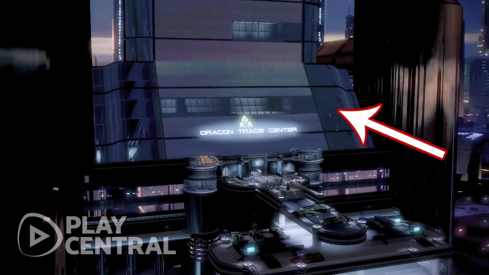 Mass Effect 2 - Element Zero finden - Handelszentrum