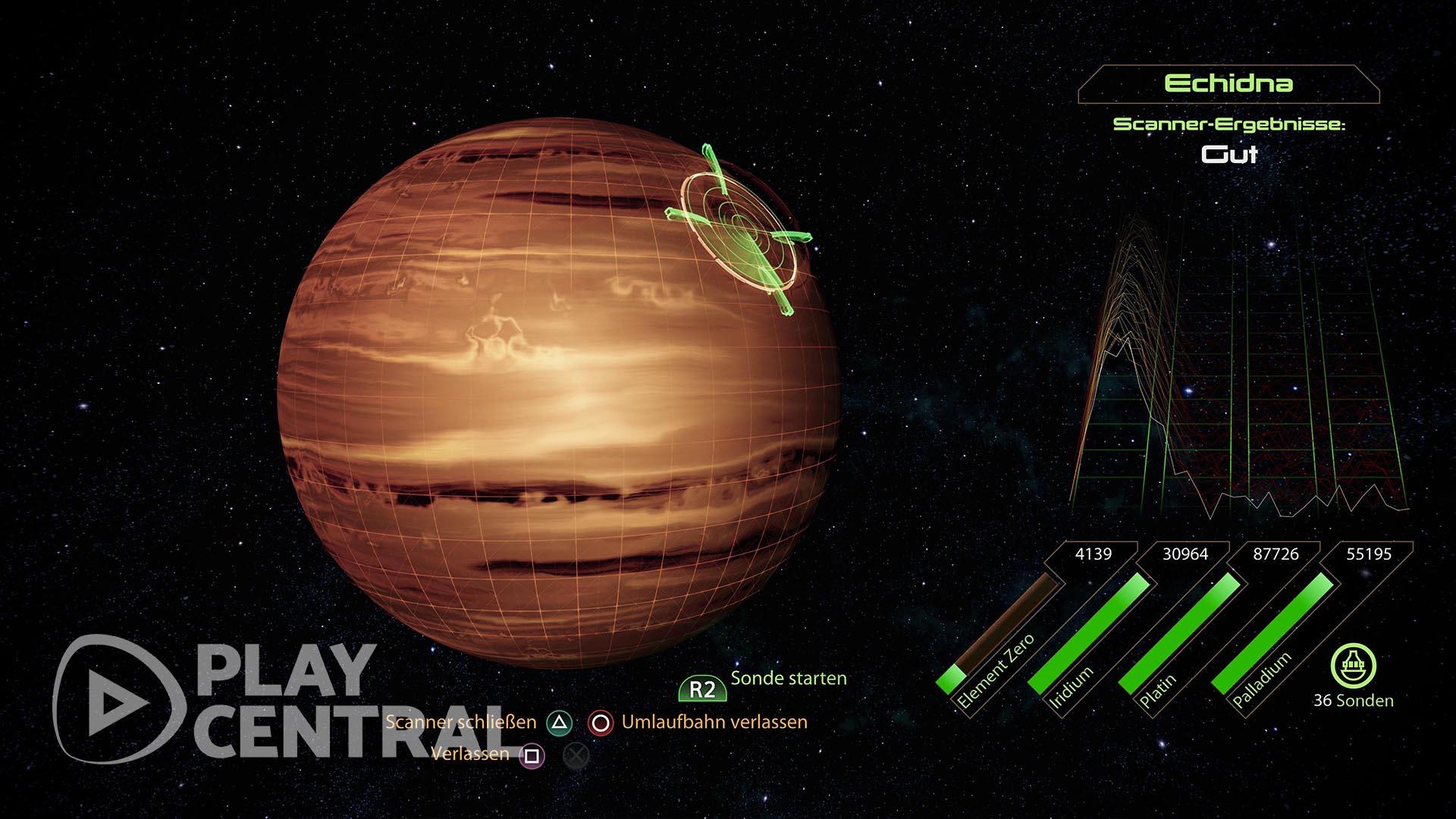 Mass Effect 2 - Element Zero finden - Phoenix-Nebel 3
