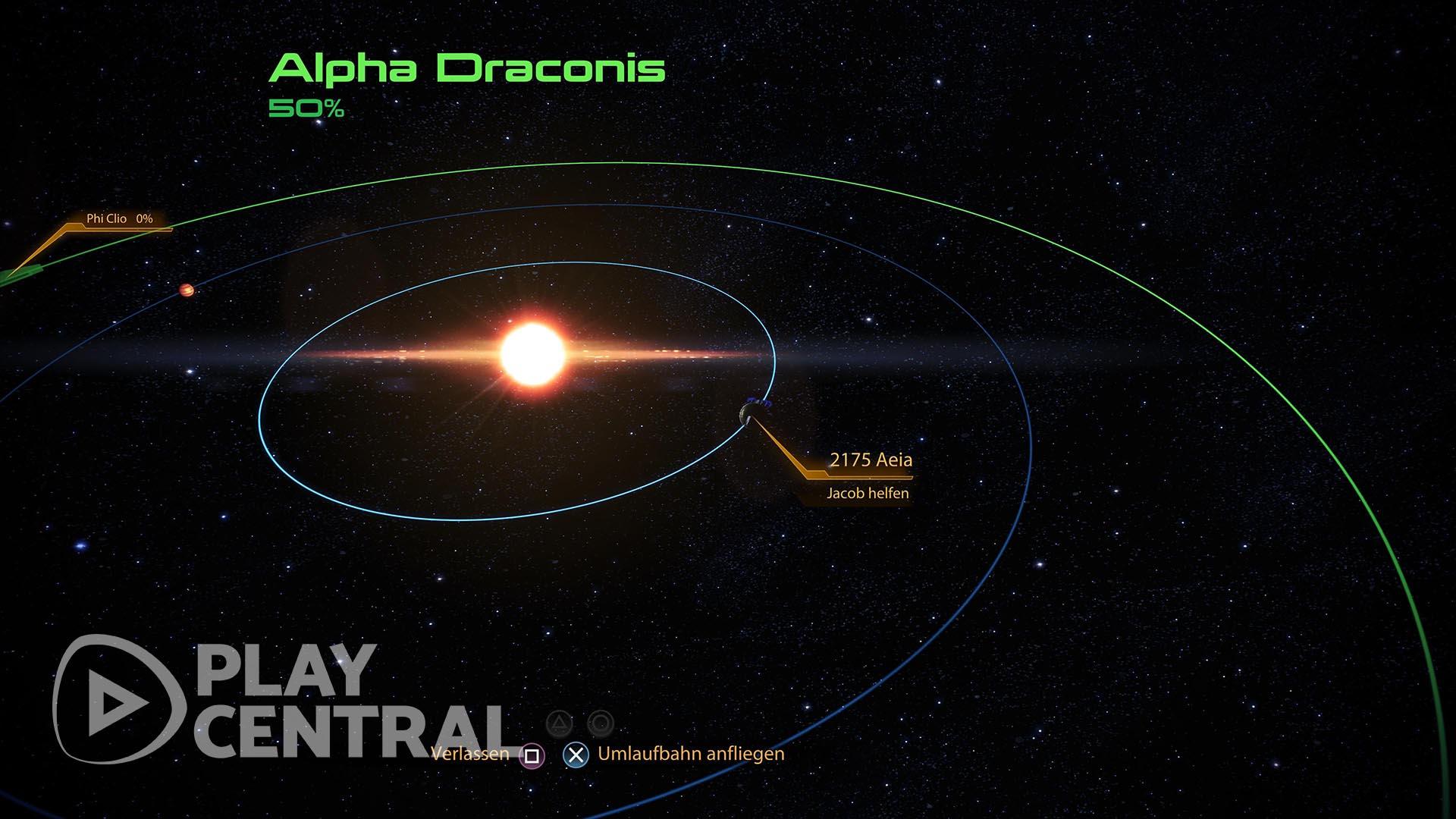 Mass Effect 2 - Element Zero finden - Rosettennebel 2