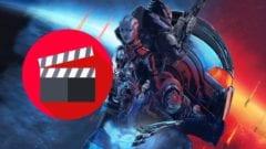 Mass Effect - Film - Kinofilm auf Eis