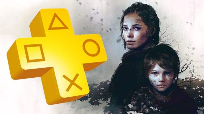 A Plague Tale Innocence bei PS Plus